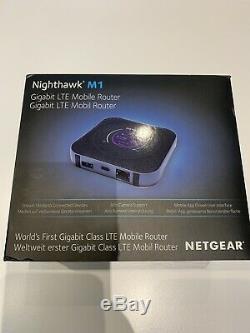 Netgear Nighthawk M1 Gigabit LTE Mobile Router