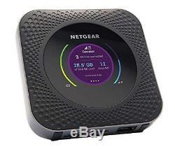Netgear Nighthawk M1 MR1100 IEEE 802.11ac 1 SIM Cellular Modem/Wireless Router