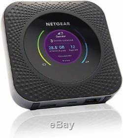Netgear Nighthawk M1 Mobiler WLAN Router / 4G LTE Hotspot MR1100 1000 Mbit/s