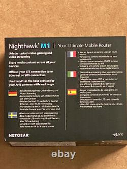 Netgear Nighthawk M1 Mr1100 (Brand New Sealed)