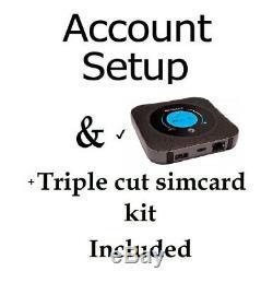 Netgear Nighthawk M1 & Sim Card kit + AT&T's Truly Unlimited 4G LTE Data Plan