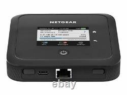 Netgear Nighthawk M5 Mobile Router (MR5200) Mobile hotspot 5G LTE MR5200-100EUS