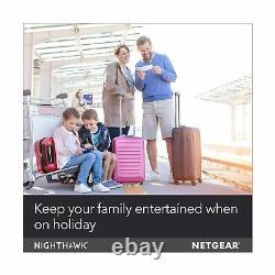 Netgear Nighthawk MR1100 M1 Mobile Hotspot Router Dual Band 2.4GHz 5GHz Black
