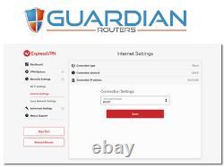 Netgear Nighthawk R7000P'Next Gen' ExpressVPN Router Full Express VPN Firmware