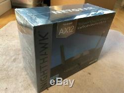 Netgear Nighthawk RAX200 Nighthawk Tri-Band AX12 12-Stream Wi-Fi 6 Router