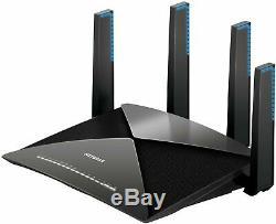 Netgear Nighthawk X10 (R9000) 7200 Mbps 7-Port Wireless AD Router