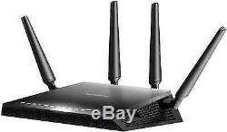 Netgear Nighthawk X4S 4-port Wireless Cable Router with USB