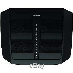 Netgear Nighthawk X6 AC3200 3.2Gbps Tri-Band Fibre 4 Port Gaming Ro R8000-100UKS
