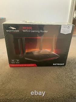 Netgear Nighthawk XR1000 Wifi 6 Gaming Router