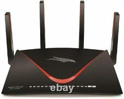 Netgear Nighthawk XR700 Pro Gaming Router 4 Antennas, MU-MIMO, Tri-Band New