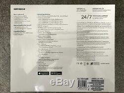 Netgear Orbi Ac3000 Whole Home Mesh Wifi System Rbk53-100uks Brand New