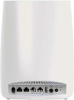 Netgear Orbi RBS50 Add-on Satellite AC3000 Covers up to 2500 sq. Ft. MU-MIMO