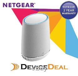 Netgear Orbi Voice AC2200 Add-on WiFi Satellite and Smart Speaker (RBS40V)