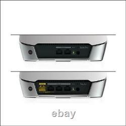 Netgear Orbi WiFi 6 AX4200 Tri-Band WiFi System (3-Pack)