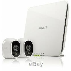 Netgear Products VMS3230-100EUS Arlo Smart Home 2 HD-Kamera-Sicherheitssystem