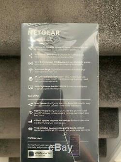 Netgear RAX120 Nighthawk AX12 12-Stream Router