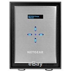 Netgear Readynas Rn526x San/nas Server Intel Pentium D1508 Dual-core 2 Core
