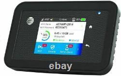 Netgear Unite HOTSPOT AC815S 4G LTE UNLIMITED Rugged Hotspot ATT NET