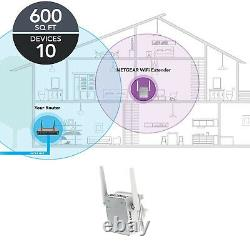 Netgear WIFI Range Extender 300Mbps Internet Wireless Booster Router Repeater