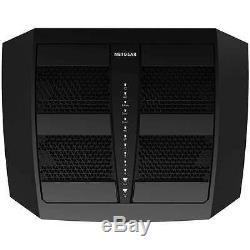 Netgear X6 R8000 Nighthawk AC3200 WiFi Simultaneous Tri-Band Wi-Fi Router