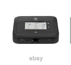 New AT&T 5G Netgear Nighthawk Pro MR5100 Mobile Hotspot Router Tested Free Ship