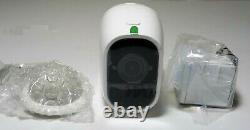New Add-On Arlo Pro 2 Wireless Camera with BATTERY with Mount 2-Way Netgear HD 1080