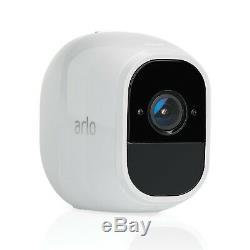 New Arlo Pro 2 Indoor/Outdoor Wire-Free HD 3-Camera Security + 3 Outdoor Mounts