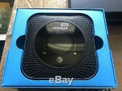 New At&t Netgear Nighthawk M1 MR1100 Cat16 Mobile Hotspot WiFi Router B-14