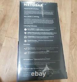 New NETGEAR Nighthawk AX2700 WiFi6 CAX30 Cable Modem Router DOCSIS 3.1 2.7Gbps