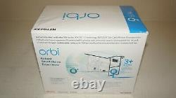 New NetGear Orbi CBR750-100NAS Wi-Fi 6 DOCSIS 3.1 Mesh Wi-Fi Cable Modem Router