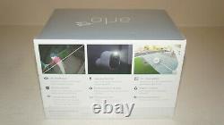 New Netgear Arlo Pro 4 VMC4350P-100NAS Spotlight 2K Camera System Indoor/Outdoor