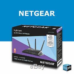 New Netgear R7000 Dd-wrt Vpn Router 3 Year Nordvpn Installed Plug & Play