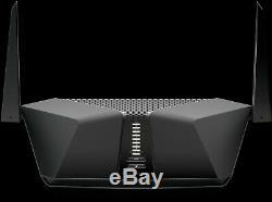 SEALED Netgear Nighthawk AX4 4-Stream AX3000 WiFi 6 Gigabit Router RAX35-100NAS