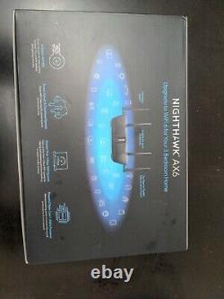 ShipNow NETGEAR Nighthawk AX6 RAX45 Dual-Band Wi-Fi 6-Stream Router 100NAS A4300