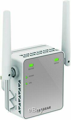 Universal Wi-Fi Booster Range Extender External Antennas Boost Network Coverage