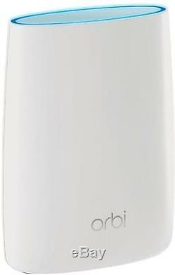 WIFI NETGEAR ORBI SYSTEM HOME rbk50 AC3000 Tri Band Mesh Router White